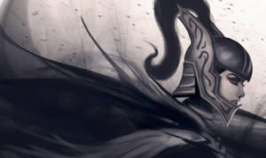 Phantom assassin Dota 2 by Kvnruz
