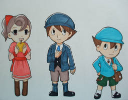 Professor Layton by cafe-delight