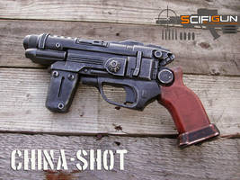 CHINA SOHTGUN 3 by GERMACHE