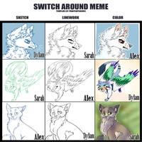: Switch Around Meme : by indesomniac