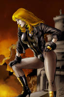 Black Canary by Seabra