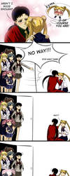 Sailor Moon: Cut scenes 2 by alexielart