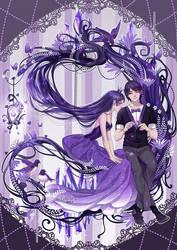 Love Purple by alexielart
