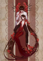 Love Red by alexielart