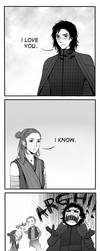 Star Wars: Dad Jokes by alexielart
