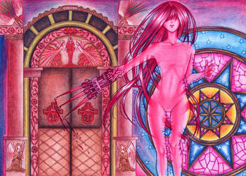 Fairytale gone bad by alexielart