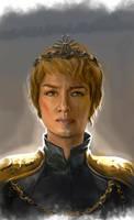 Cersei Lannister by Kurai-Kardi