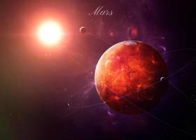 Mars by VadimSadovski