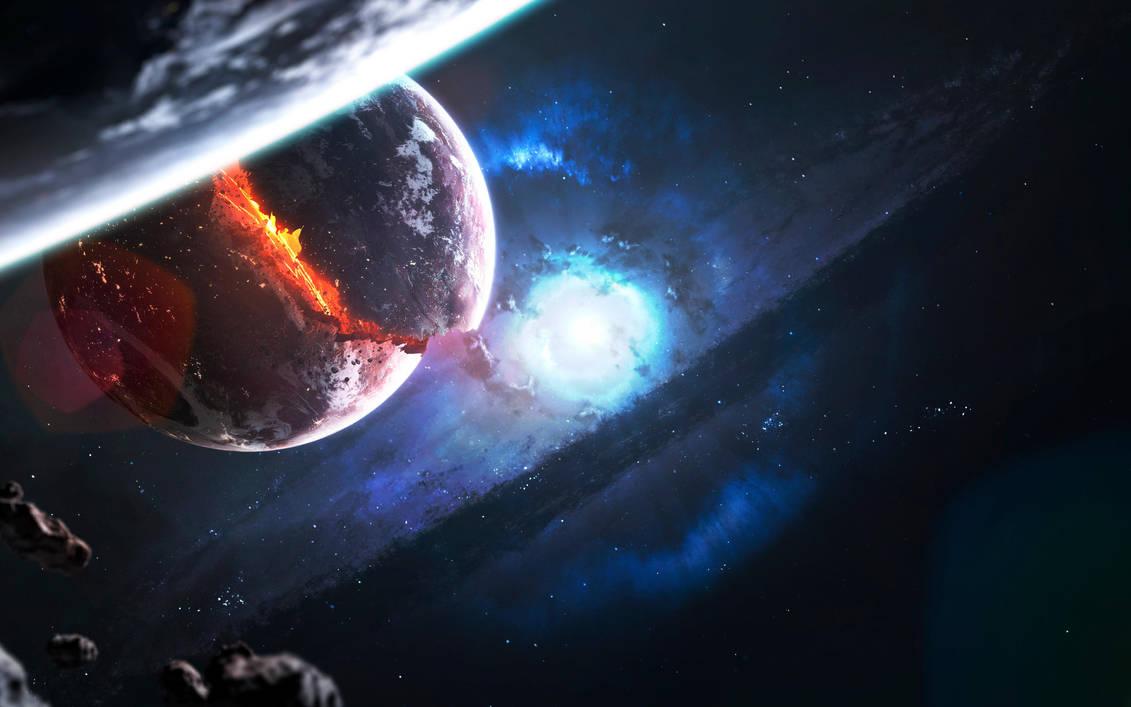 Supernova by VadimSadovski