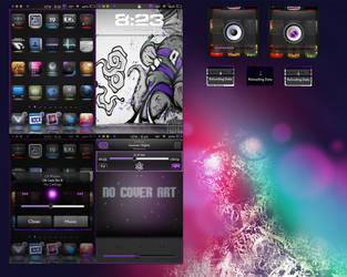 iPod Touch Screenie by krizlx