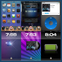 2010, New year, New Theme by krizlx