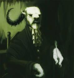 Mr. L.B. Monster by YanivP