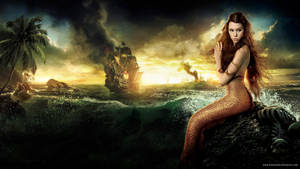 Caribbean Mermaids by A13XANDER