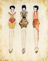 brown fashion by BethzAbonitz