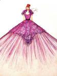 Fashion Sketch by BethzAbonitz