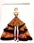 Fashion Illustration by BethzAbonitz