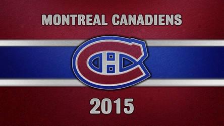 Montreal Canadiens Wallpaper 2015 by EricRobichaud73