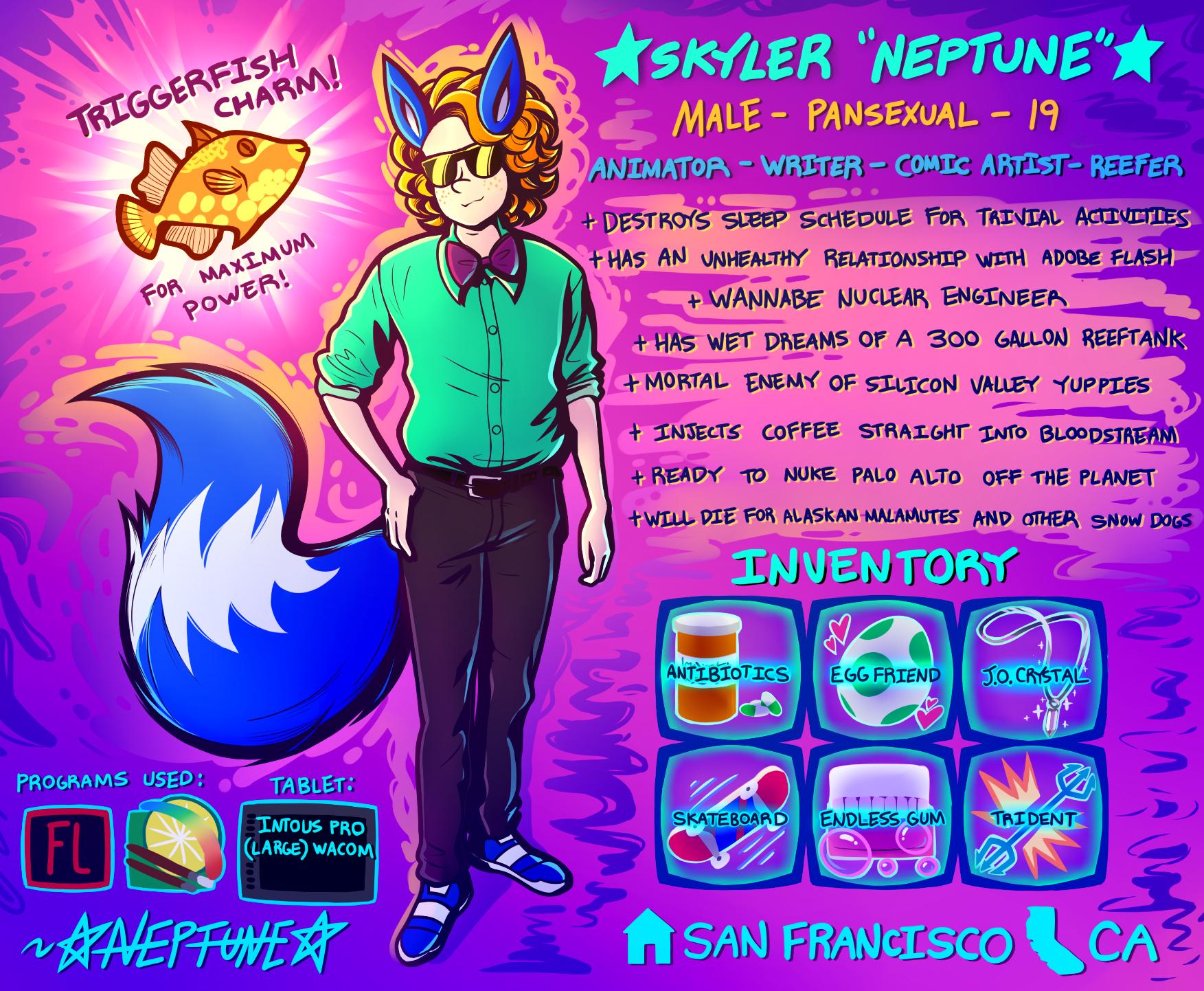 NeppyNeptune's Profile Picture