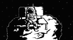 Astronaut by AkaiIyozuka