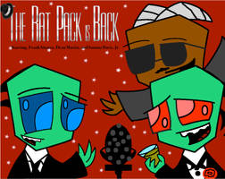 The Rat Pack is back by IIGToons
