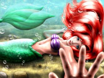The Little Mermaid by BrandiRoss