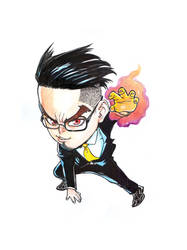 Andres Galang - Chibi by thisbananaboy