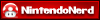 NintendoNerd Badge by optimisticxpessimist