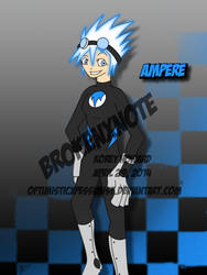 Ampere [Costumed] by optimisticxpessimist