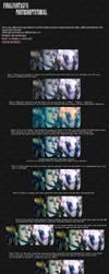 Final Fantasy II tutorial by Adeselna