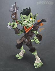 Grink by Javadoodle
