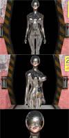Robot Unit No.8 by Zerozero91