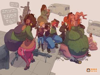 Team-V by BIGBIG-on-DA