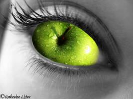 Apple of my eye by pskate1