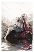 Supergirl by Protokitty