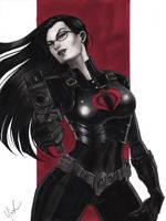 Baroness G.I. Joe by Protokitty