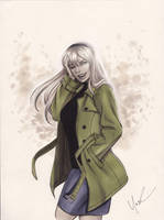 Gwen Stacy by Protokitty