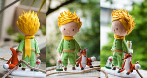 The Little Prince by Pumpkin-Candy
