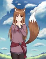 Horo by keshi-gomu