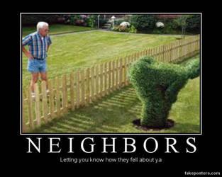 Neighbors by Tank93