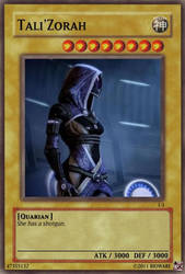Tali Card by Tank93