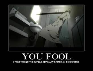 Fool by Tank93