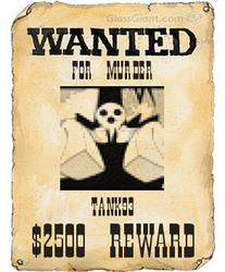 WANTED by Tank93