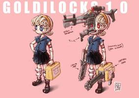 Loli Gun Platform by sachsen