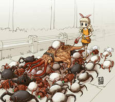 Half Life - Xen Pets by sachsen