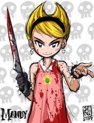 DDLS Bloody Mandy by sachsen