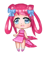 chibi commision for ambryladoptable by Danitesky