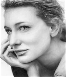+Cate Blanchett by phoenirius