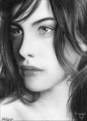 +Liv Tyler by phoenirius