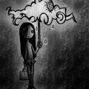 sad by DannyPhantomFreek