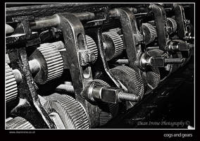 Cogs and Gears by Dean-Irvine